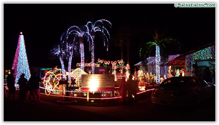 The Doyle Familyu0027s Wonderful World Of Lights   Image01 ...